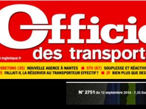 L'Officiel des Transporteurs – Septembre 2014