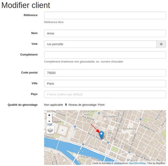 modifier-geocodage-client