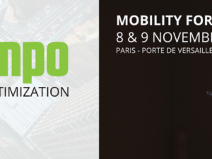 Mapotempo at Mobility for Business trade show – November 8, 9  2016, stand A28