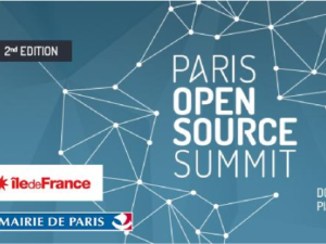 Mapotempo at Paris Open Source Summit 16 & 17 November 2016, stand B18-C21