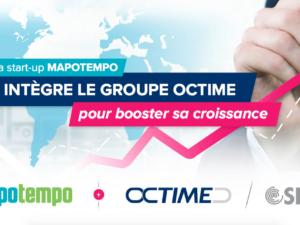 Mapotempo intègre le groupe Octime pour booster sa croissance