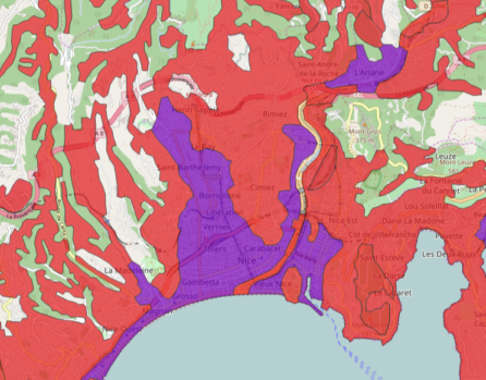 route-computation-urban-density