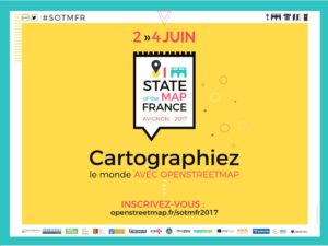 Mapotempo partenaire et participant au State Of The Map 2017