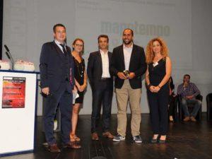 Mapotempo, remporte le trophée performance commerciale par l'innovation numérique organisé par DCF
