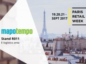 Mapotempo at Paris Retail Week 2017 – 360° retail and e-retail event