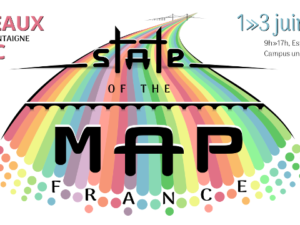 Mapotempo partenaire et participant au State Of The Map 2018