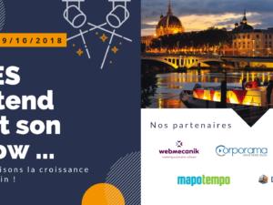Mapotempo participera au lancement d'INES.eXtend le 9 Octobre à Lyon
