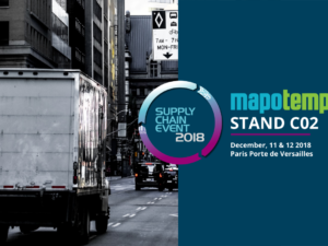 Mapotempo participates in the Supply Chain Event on December 11 and 12, 2018, stand C02