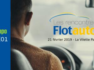Mapotempo participe aux Rencontres Flotauto le 21 Février 2018, stand E01