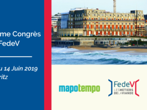 Mapotempo participe au 77ème congrès de FedeV