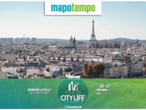 Mapotempo partenaire du Paris City Life 2019