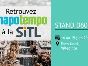 Mapotempo participe à la SITL du 16 au 19 juin 2020 – Stand D60