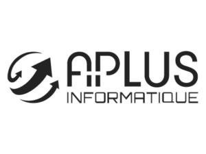 Notre partenaire Aplus Informatique